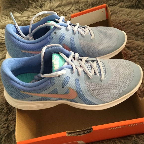 Nike Running Shoes. Size 4 Youth